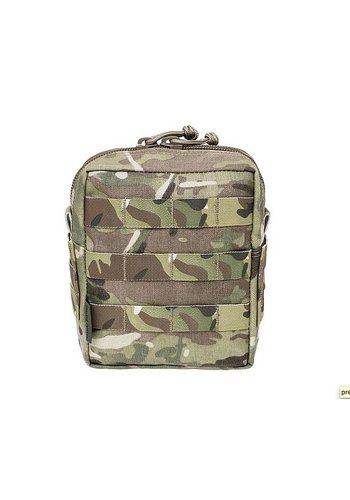 Warrior Assault Systems Medium MOLLE Utility Pouch - MultiCam