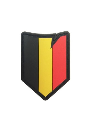 Pitchfork Rubber Patch - Belgium