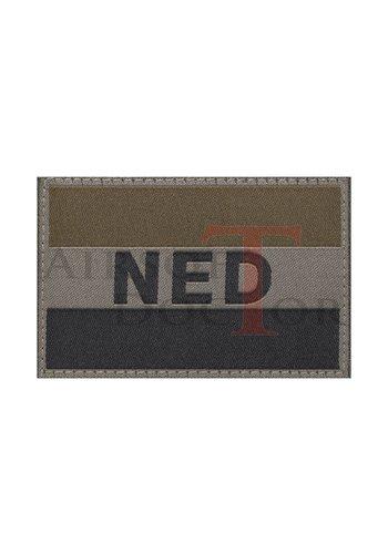 Claw Gear Netherlands Flag Patch - OD