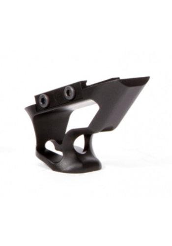 PTS Fortis SHIFT Short angle Grip - Black