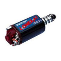 Infinite Torque-up and High Speed Revolution motor - Long
