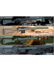 Ares (Amoeba) STRIKER S1 Sniper Rifle - OD
