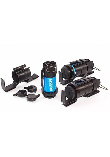 Airsoft Innovations Cyclone Impact Grenade 3 Pack Bonus Kit