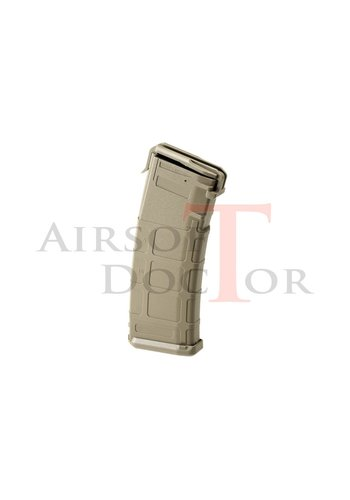 Big Dragon Flash PMAG Hicap 300rds - Tan