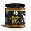 Manuka Honing / Honig - BEE NATURAL MANUKA-HONING MGO® 450+ / * Sold Out * / 250g MANUKAHONING