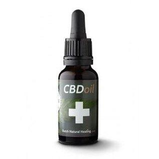 CBD ÖL 8% - 20ml / 1600mg CBD. CBD-Öl wie von der Natur beabsichtigt.