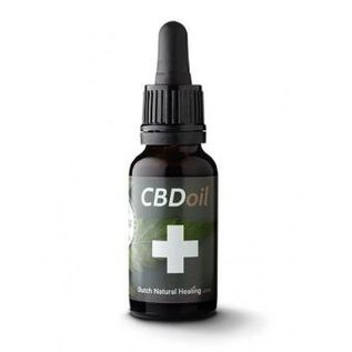 CBD OIL 8% - 20ml / 1650mg CBD. CBD-Oil as intended by nature.