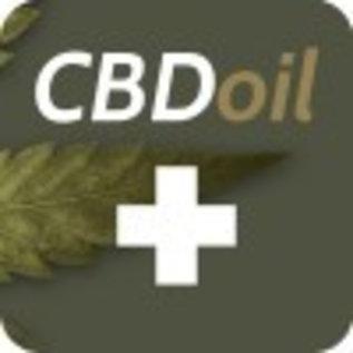 CBD OLIE 8% - 20ml / 1600mg CBD. CBD-Olie zoals de natuur het bedoeld.