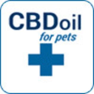 CBD-OLIE VOOR HUISDIEREN 2% - 10ml/200mg CBD (± 240 druppels CBDolie)