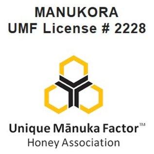 Manuka Honing / Honig - MANUKORA MĀNUKA-HONEY UMF® 20+ MANUKORA / 250g MĀNUKA HONEY / MGO ≥ 829