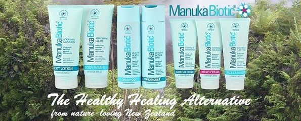 MANUKA TEA-TREE OIL