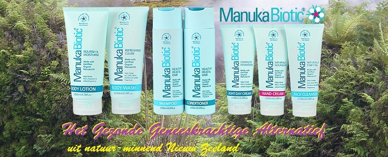 Manuka Health & Beauty