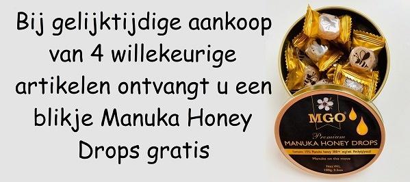 Manuka-Honing Pastilles