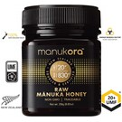 Manuka Honing / Honig - MANUKORA MANUKAHONING UMF® 20+ (= MGO ≥ 829) / 250g MANUKA-HONING MANUKORA