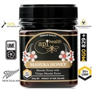 Manuka Honing / Honig - API HEALTH MĀNUKA-HONEY UMF® 20+ API HEALTH / 250g MĀNUKA HONEY