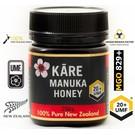 Manuka Honing / Honig - KĀRE MANUKAHONING UMF® 20+ KĀRE / 250g MANUKA-HONING