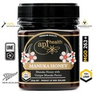 Manuka Honing / Honig - API HEALTH MĀNUKA HONEY UMF® 10+ API HEALTH / 250g MĀNUKA-HONEY