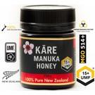 Manuka Honing / Honig - KĀRE MANUKA HONING UMF® 15+ (= MGO ≥ 514) / 250g MANUKA-HONING KĀRE