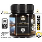 Manuka Honing / Honig - NAKI MĀNUKA-HONEY UMF® 20+ NAKI / 250g MĀNUKA HONEY