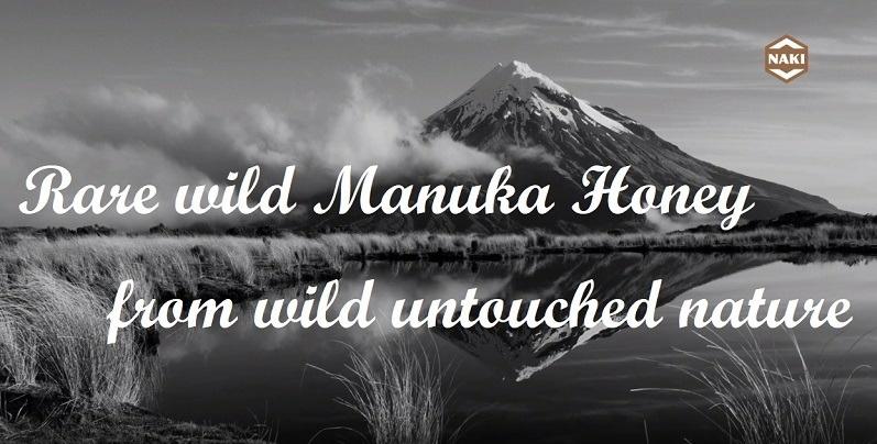 Manuka-Honig Naki