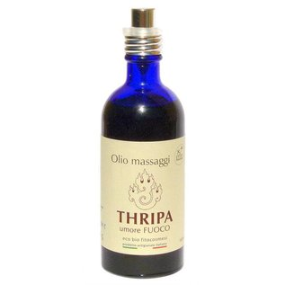 ERBE TOSCANE Massage oil THRIPA / 100 ml - element FIRE