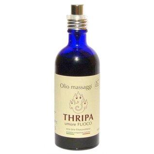 ERBE TOSCANE Massage olie THRIPA / 100 ml - element VUUR