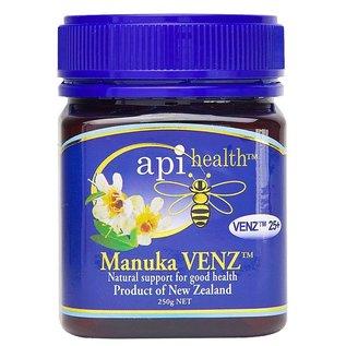Manuka Honing / Honig - ApiHealth Manuka VENZ™ 25+ Manuka-Honig mit VENZ™ Bienengift