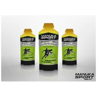 Manuka Honing / Honig - BEE NATURAL MANUKA SPORT BEE-FIT™ SPORTGEL WITH MGO® MANUKA-HONEY / 24 x 45gr.