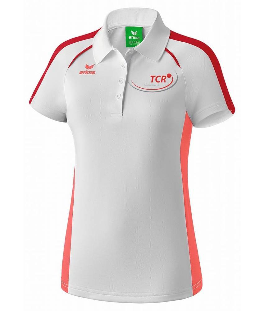 Erima Mädchen Polo Shirt Teamline Master