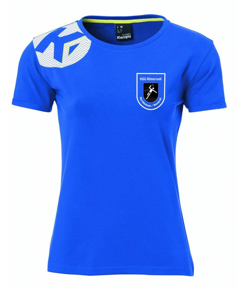 Uhlsport Damen T Shirt Core