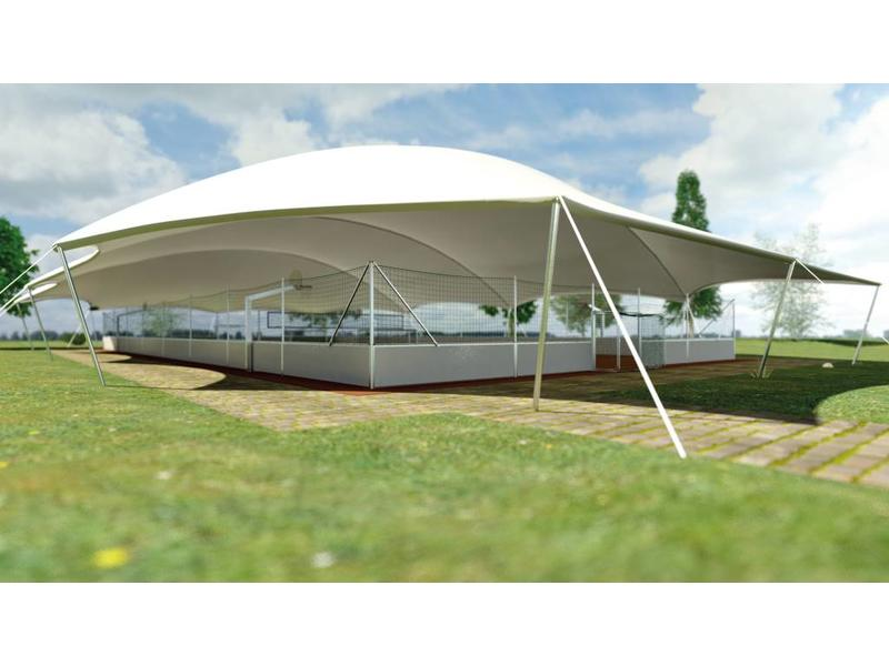 future of sport Sports Dome Minispielfeld 20 x 13m