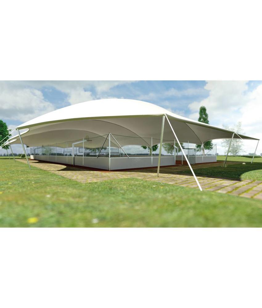 Erhard Sport Sports Dome Minispielfeld 20 x 13 m