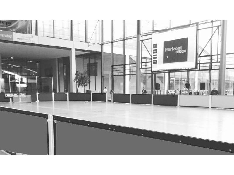 Janzen Sport Ball Arena Court 8 x 12 m