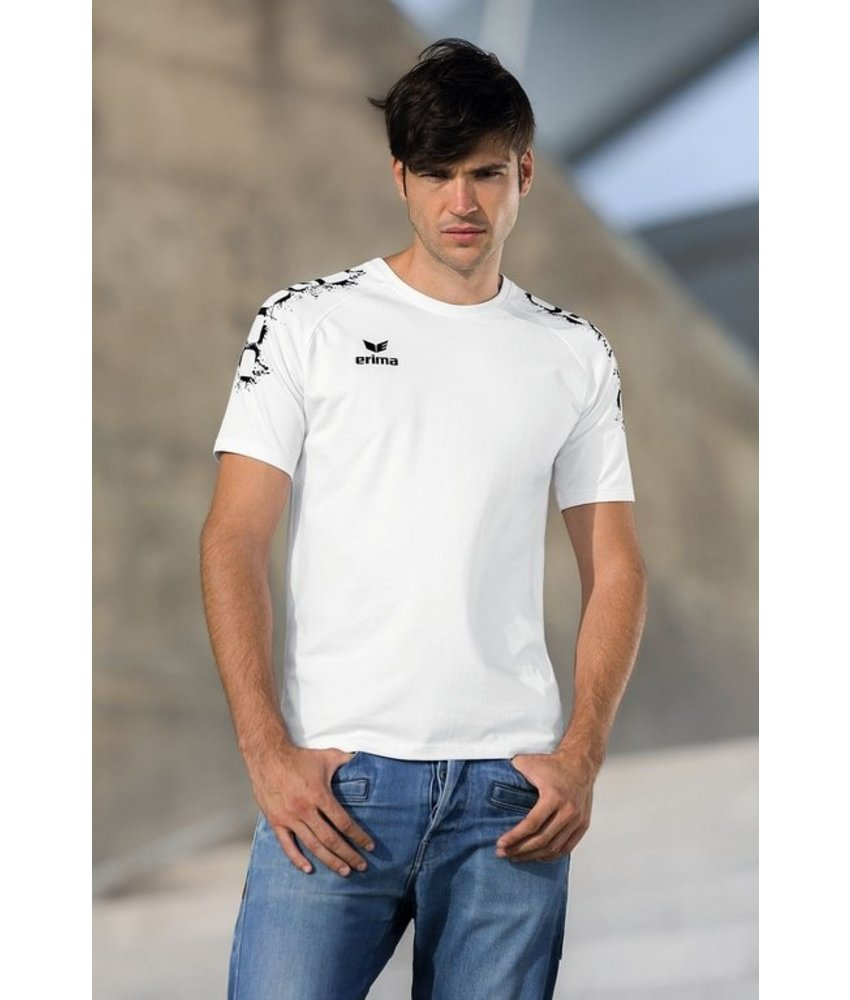 Erima Herren T Shirt Graffic 5 C