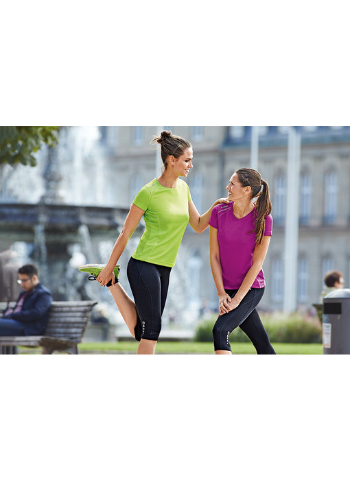 Jako Active Basic Damen T Shirt