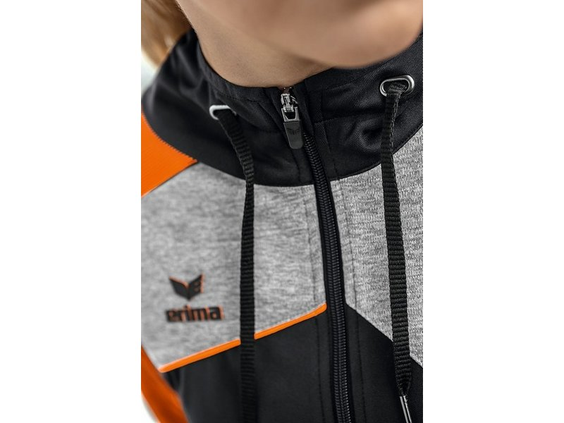 Erima Trainingsanzug Premium One 2.0 mit Kapuze Damen