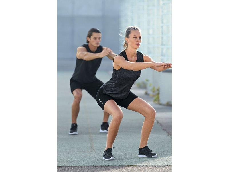 Jako Short Tight Run 2.0 Damen Laufhose kurz