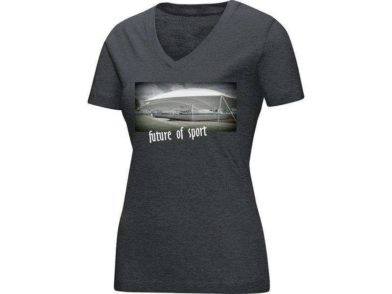 future of sport Damen  T Shirt