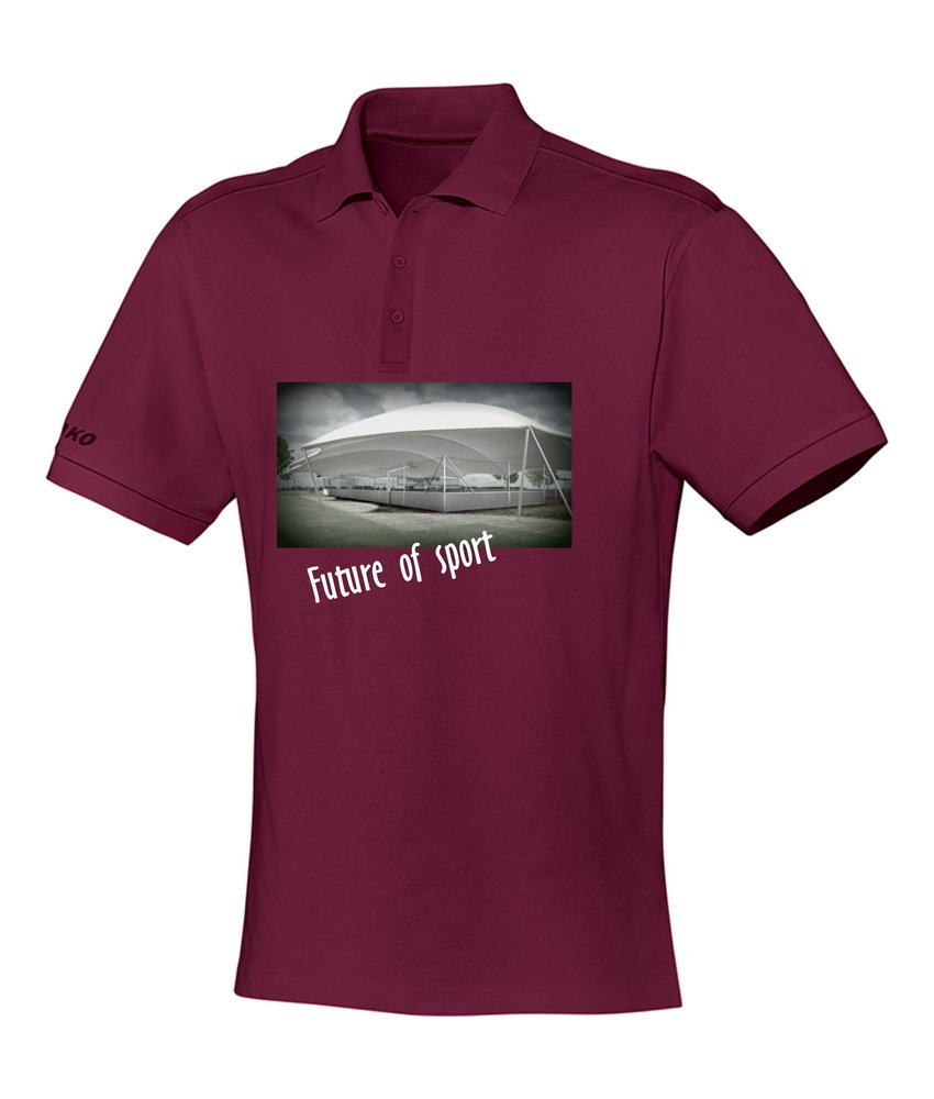 future of sport Polo Shirt Herren
