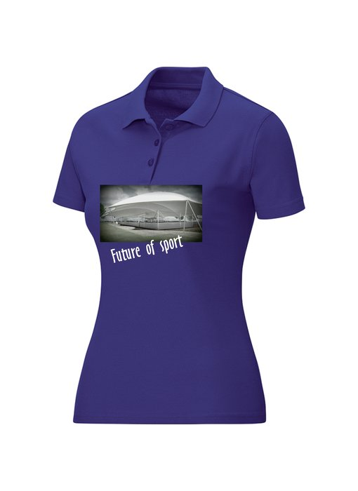future of sport Polo  Shirt Damen