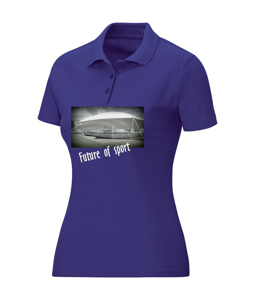 future of sport Polo  Shirt Damen