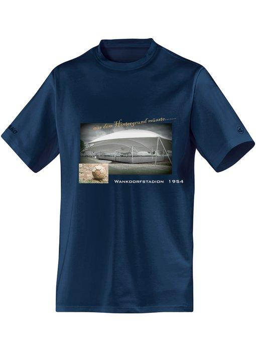 future of sport Motto T Shirt Herren  1954