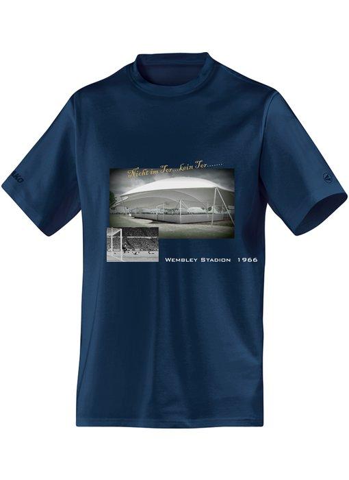 future of sport Motto T Shirt Herren  1966