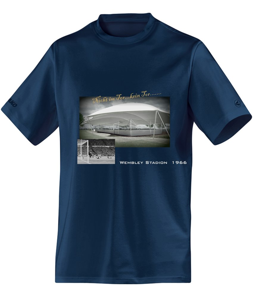 future of sport Motto T Shirt Herren  1966