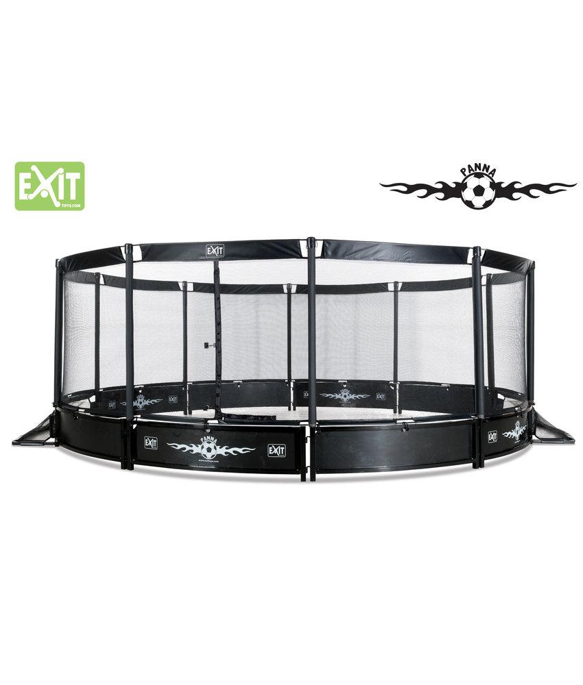 exit toys EXIT Panna-ArenA Round ø488cm (ø16ft + Surround-Netz)