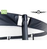 exit toys EXIT Panna-ArenA Round ø488cm (ø16ft + Surround-Netz) r Soccercourt - Copy