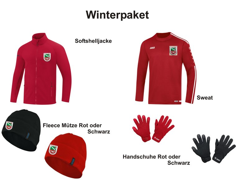 Jako Austtattungspaket KIds für den Winter - Copy