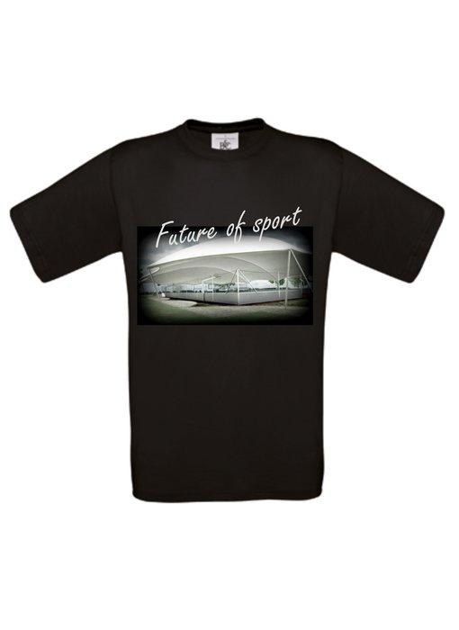 future of sport T Shirt Herren