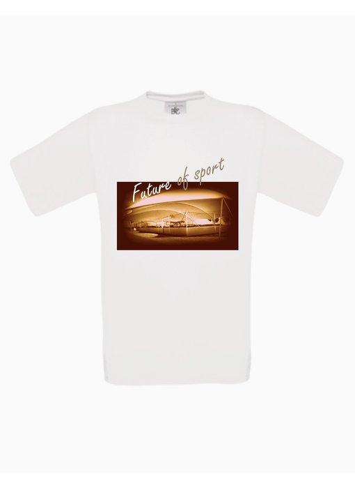 future of sport T Shirt - Retro