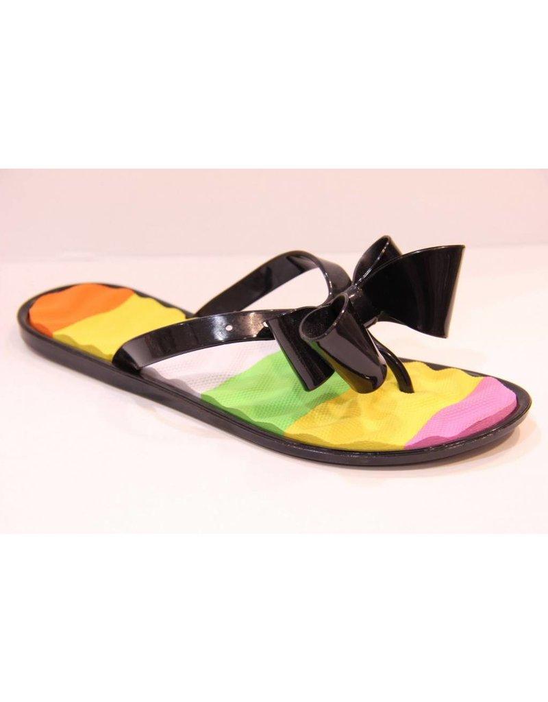 Slippers Met strik
